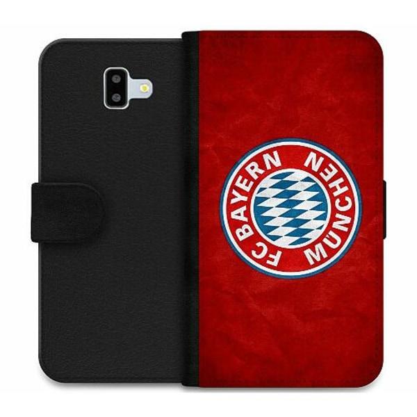 Samsung Galaxy J6 Plus (2018) Billigt Fodral FC Bayern München