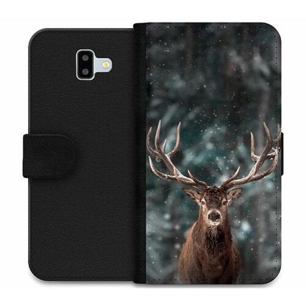 Samsung Galaxy J6 Plus (2018) Billigt Fodral Oh Deer