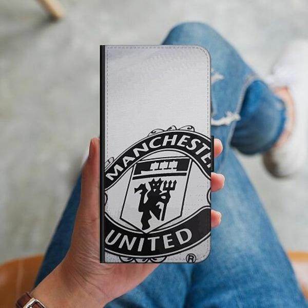 Samsung Galaxy Note 4 Plånboksskal Manchester United FC