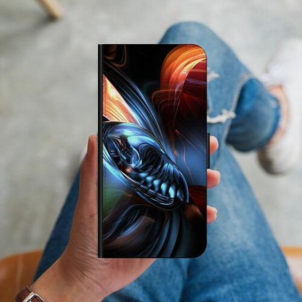 Samsung Galaxy Note 9 Plånboksskal Pattern