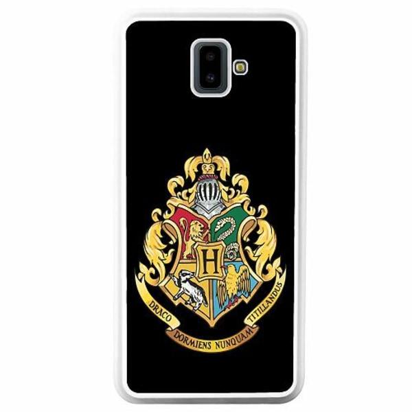 Samsung Galaxy J6 Plus (2018) Soft Case (Vit) Harry Potter