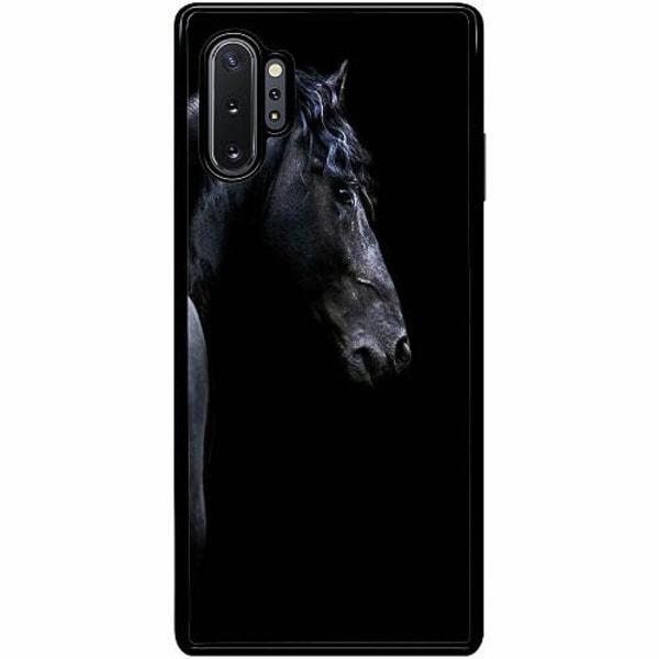 Samsung Galaxy Note 10 Plus Heavy Duty 2IN1 Häst / Horse