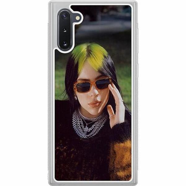 Samsung Galaxy Note 10 Soft Case (Frostad) Billie Eilish 2021
