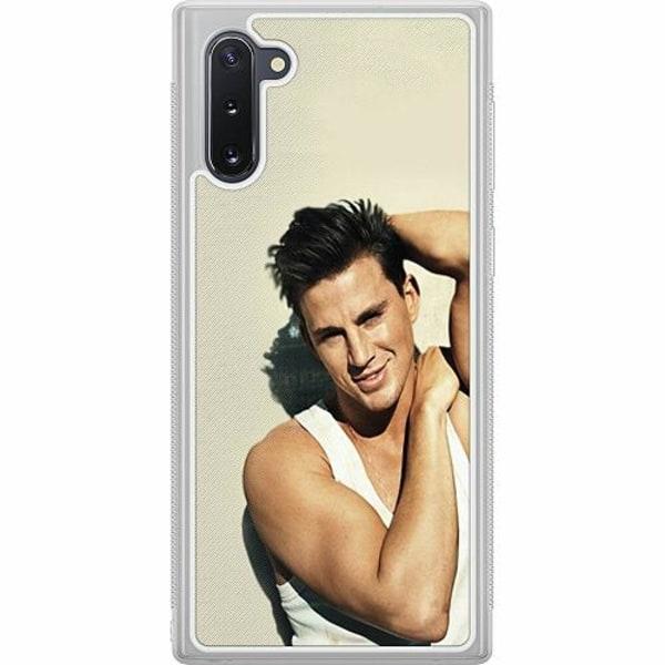 Samsung Galaxy Note 10 Soft Case (Frostad) Channing Tatum