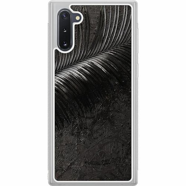Samsung Galaxy Note 10 Soft Case (Frostad) Feathery Ashes