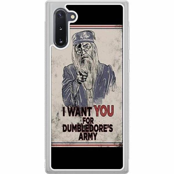 Samsung Galaxy Note 10 Soft Case (Frostad) Harry Potter