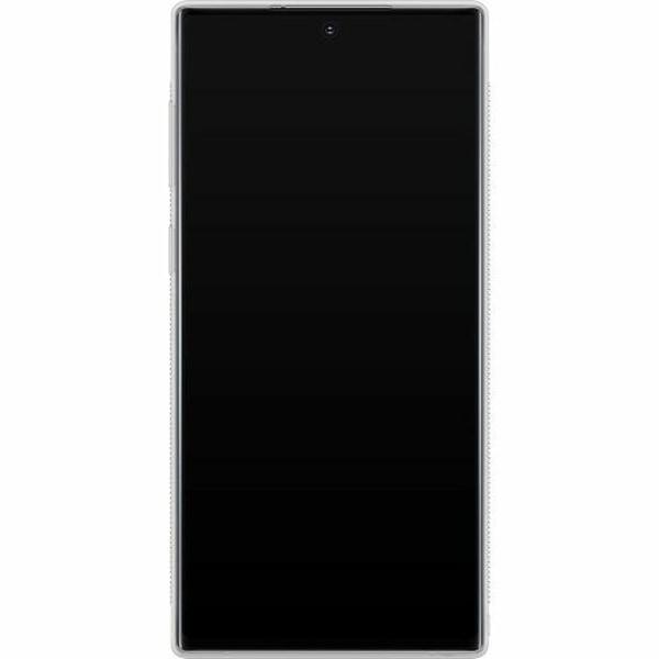 Samsung Galaxy Note 10 Soft Case (Frostad) Scarlet