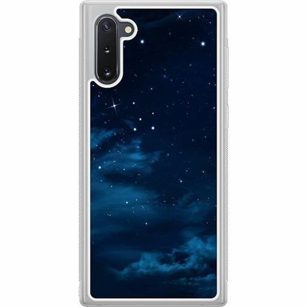 Samsung Galaxy Note 10 Soft Case (Frostad) Himmel