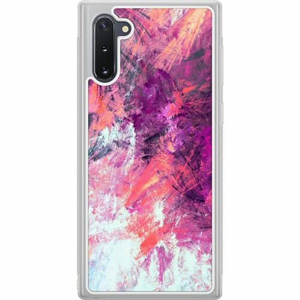 Samsung Galaxy Note 10 Soft Case (Frostad) Keep Painting
