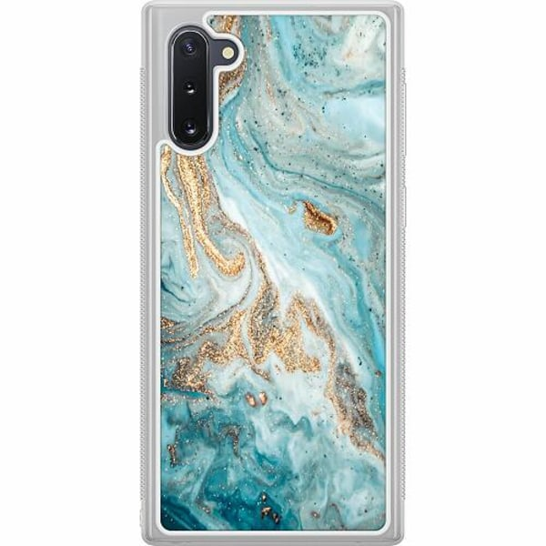 Samsung Galaxy Note 10 Soft Case (Frostad) Magic Marble