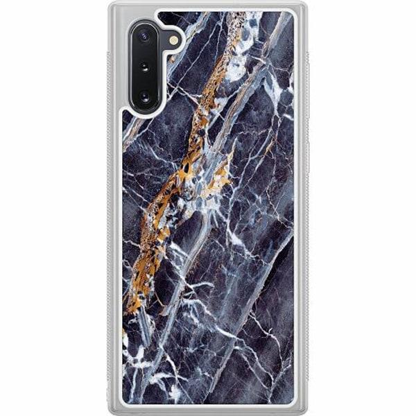 Samsung Galaxy Note 10 Soft Case (Frostad) Marmor