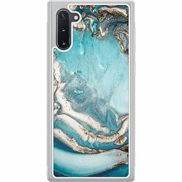 Samsung Galaxy Note 10 Soft Case (Frostad) Mönster