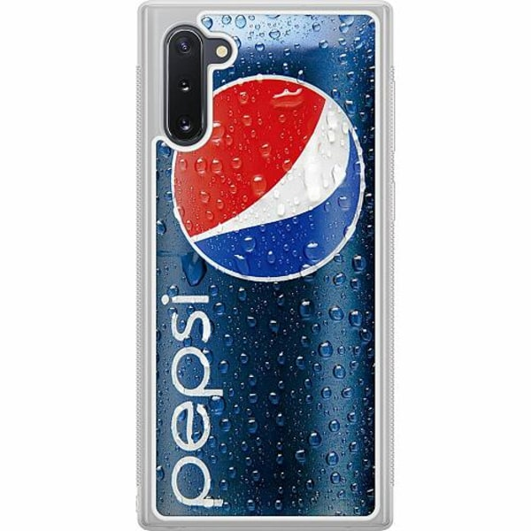 Samsung Galaxy Note 10 Soft Case (Frostad) Pepsi Can