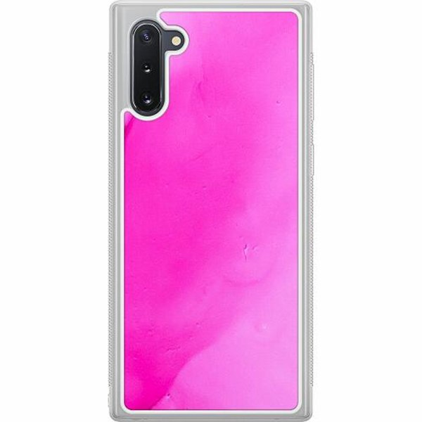 Samsung Galaxy Note 10 Soft Case (Frostad) Pinksknip