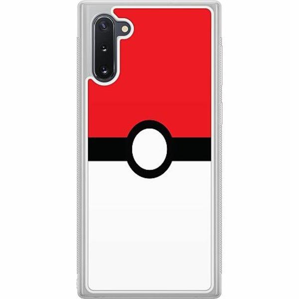 Samsung Galaxy Note 10 Soft Case (Frostad) Pokémon