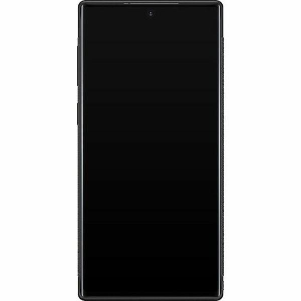 Samsung Galaxy Note 10 Soft Case (Svart) Billie Eilish 2021