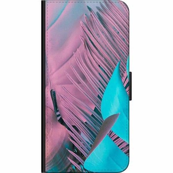 Samsung Galaxy Note 20 Fodralväska Coral Blue Hues