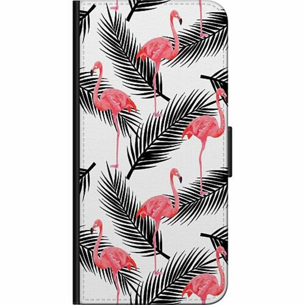 Samsung Galaxy Note 20 Fodralväska Flamingo