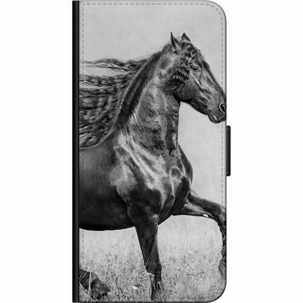 Samsung Galaxy Note 20 Fodralväska Häst / Horse