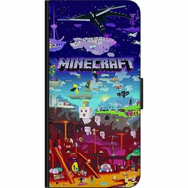 Samsung Galaxy Note 20 Fodralväska MineCraft