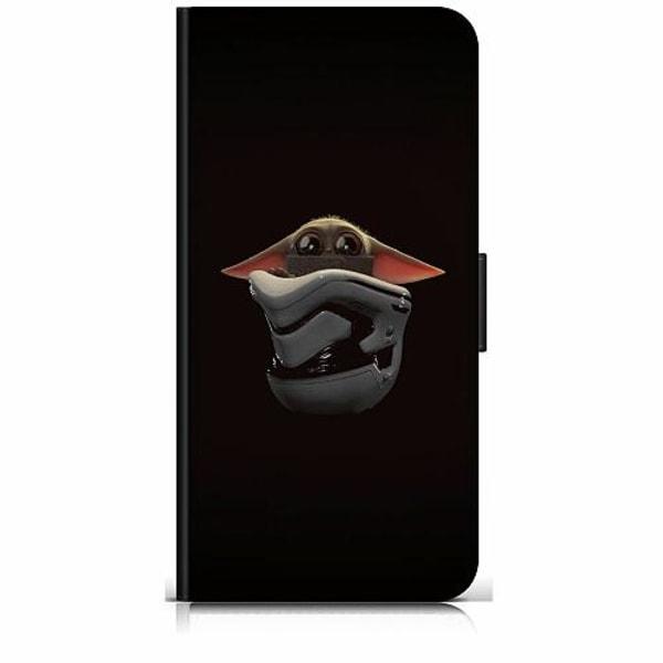 Samsung Galaxy Note 20 Plånboksfodral Baby Yoda
