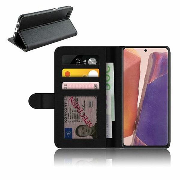 Samsung Galaxy Note 20 Plånboksfodral Varg
