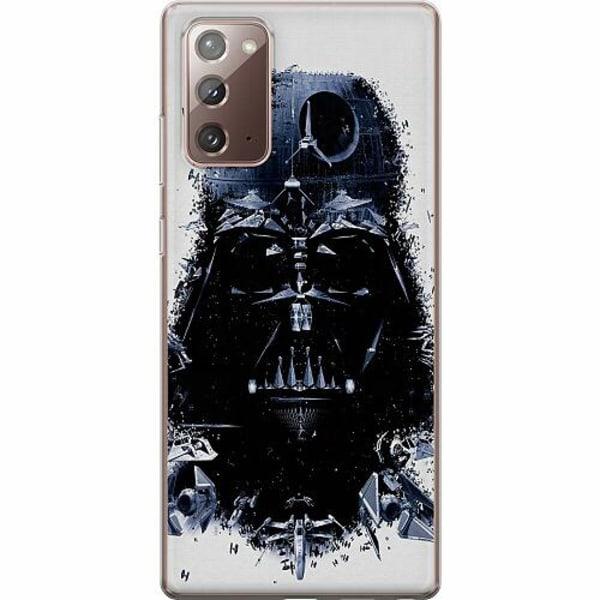 Samsung Galaxy Note 20 TPU Mobilskal Darth Vader