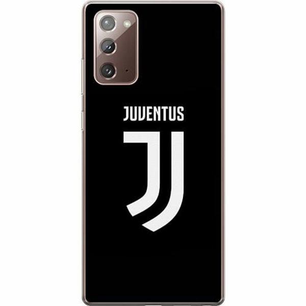 Samsung Galaxy Note 20 TPU Mobilskal Juventus