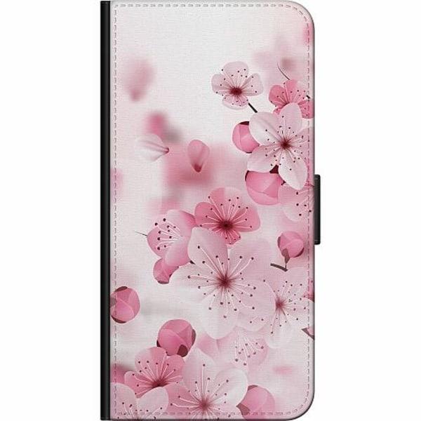 Samsung Galaxy Note 20 Ultra Fodralväska Cherry Blossom
