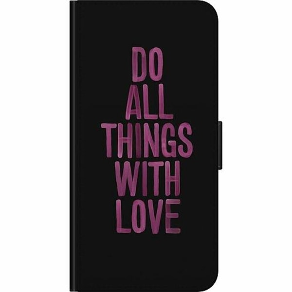 Samsung Galaxy Note 20 Ultra Fodralväska Do All Things With Love