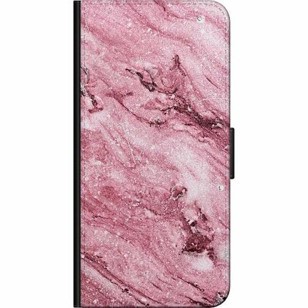 Samsung Galaxy Note 20 Ultra Fodralväska Glitter Marble