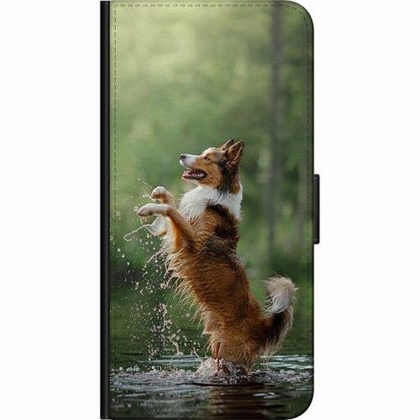 Samsung Galaxy Note 20 Ultra Fodralväska Hund