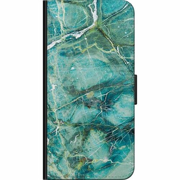 Samsung Galaxy Note 20 Ultra Fodralväska Light Emerald