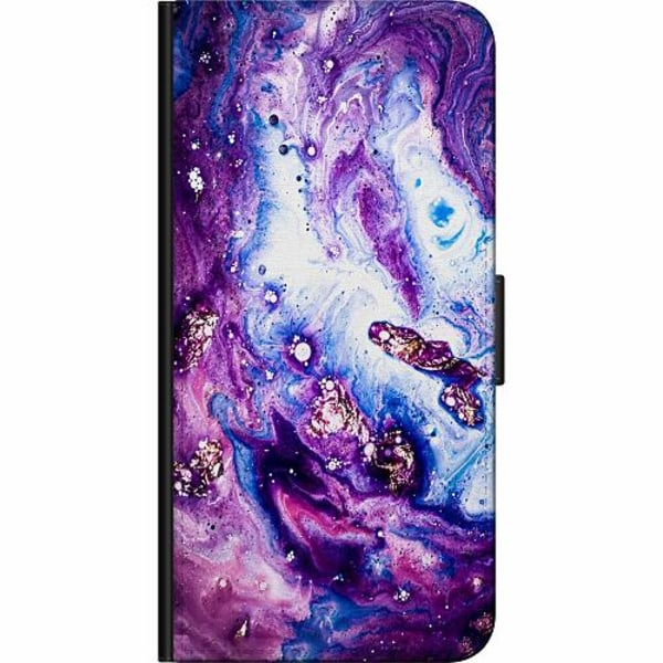Samsung Galaxy Note 20 Ultra Fodralväska Lila