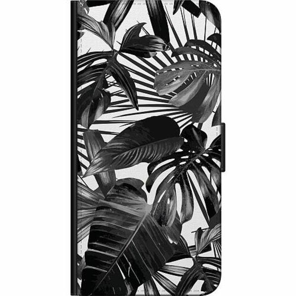 Samsung Galaxy Note 20 Ultra Fodralväska Löv