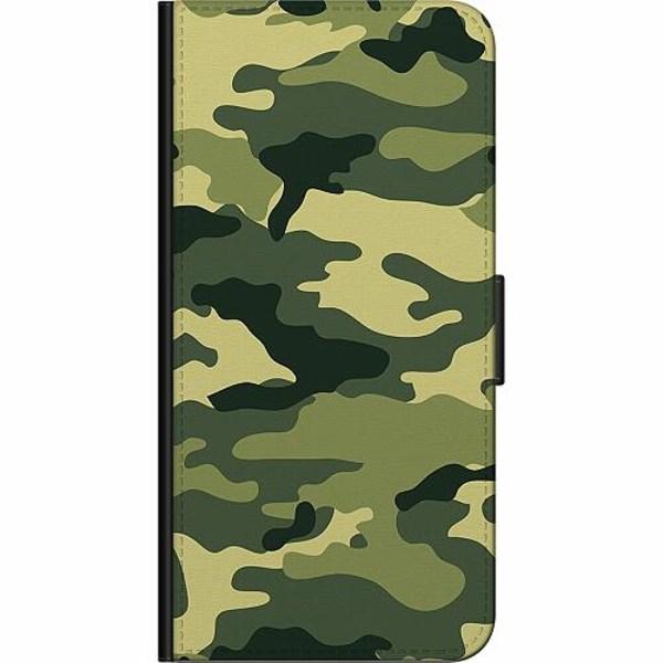 Samsung Galaxy Note 20 Ultra Fodralväska Military