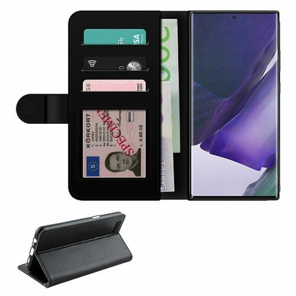 Samsung Galaxy Note 20 Ultra Fodralväska Midnight Garden