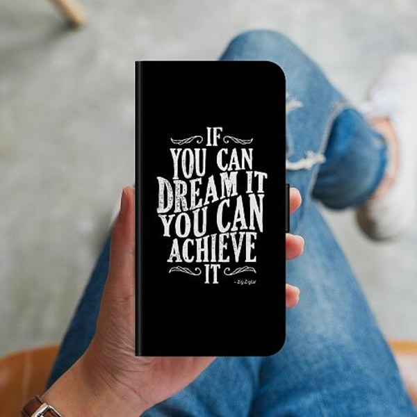 Samsung Galaxy Note 20 Ultra Plånboksskal Achieve Your Dreams
