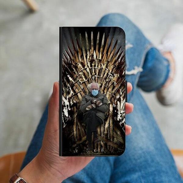 Samsung Galaxy Note 20 Ultra Plånboksskal Bernie Sanders Meme