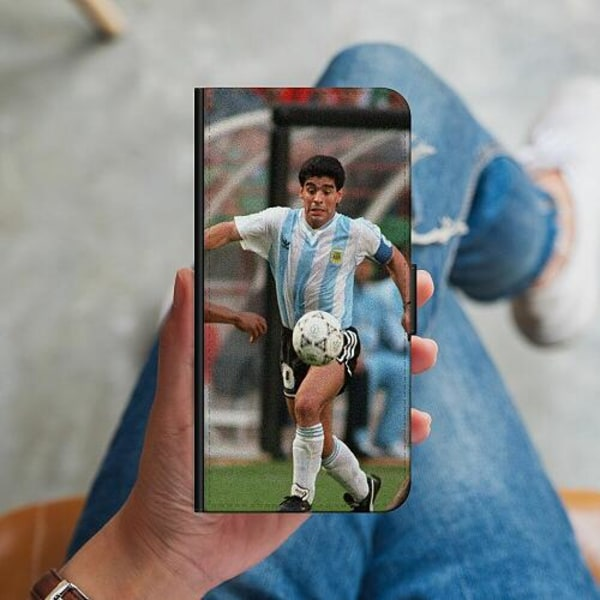 Samsung Galaxy Note 20 Ultra Plånboksskal Diego Maradona