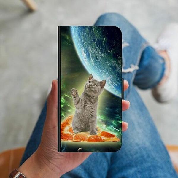 Samsung Galaxy Note 20 Ultra Plånboksskal Flying Pizza