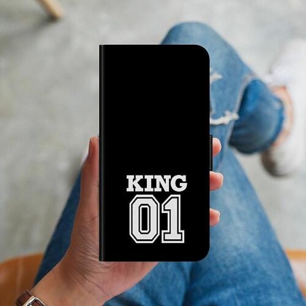 Samsung Galaxy Note 20 Ultra Plånboksskal King 01