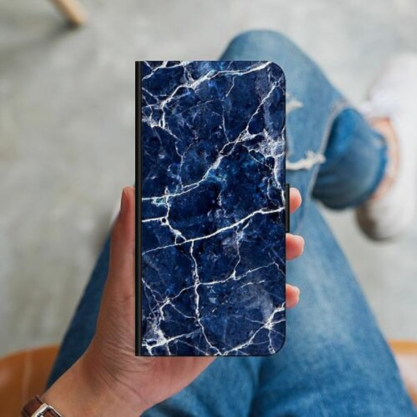 Samsung Galaxy Note 20 Ultra Plånboksskal Marbles x2