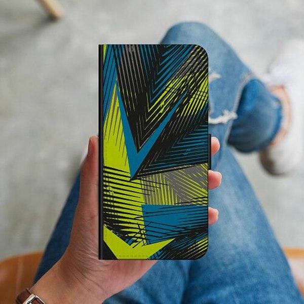 Samsung Galaxy Note 20 Ultra Plånboksskal Retro x500