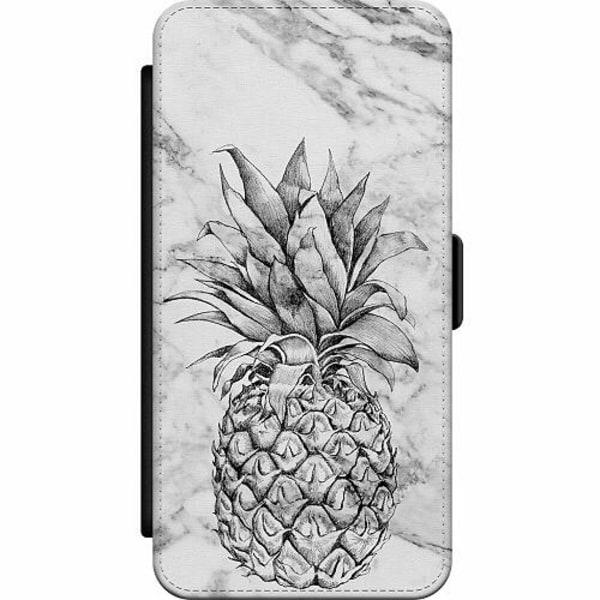Huawei P20 Lite Skalväska Ananas