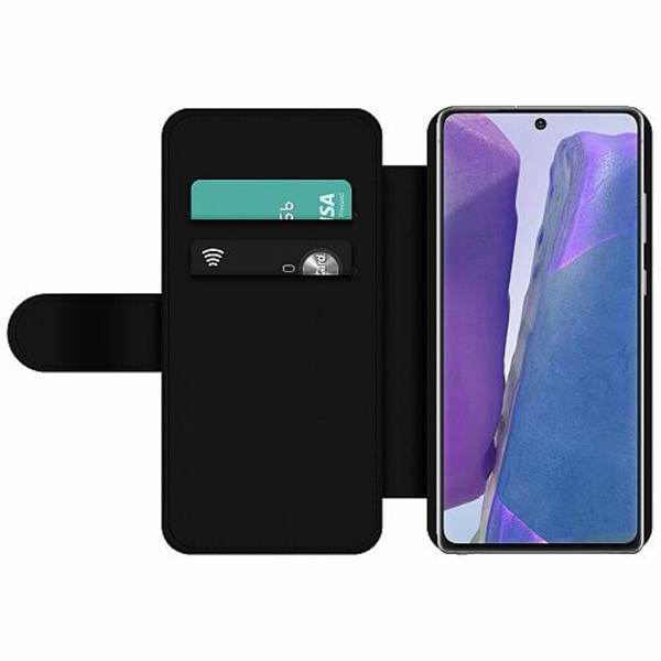 Samsung Galaxy Note 20 Wallet Slim Case Among Us