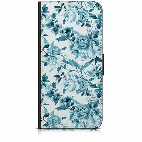 Samsung Galaxy Note 9 Plånboksfodral Blommor