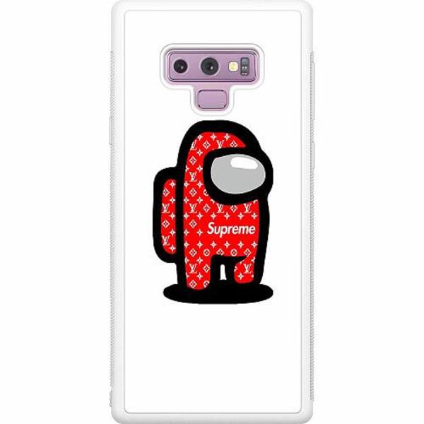 Samsung Galaxy Note 9 Soft Case (Vit) Among Us 2021