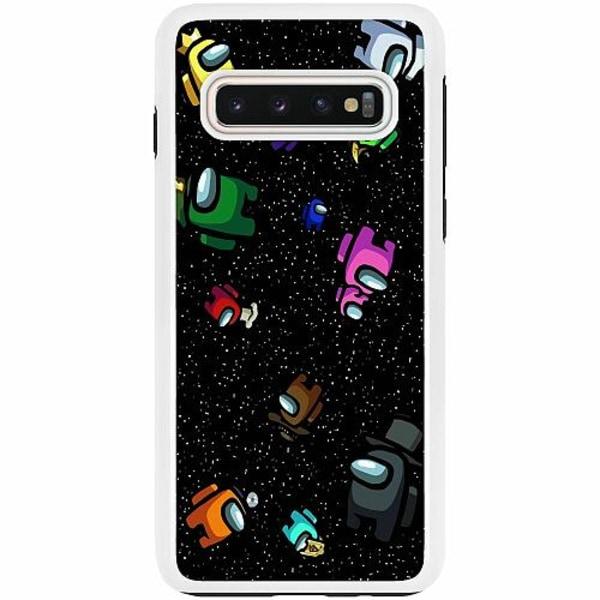 Samsung Galaxy S10 Duo Case Vit Among Us