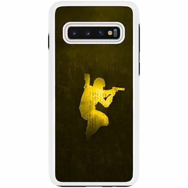 Samsung Galaxy S10 Duo Case Vit CS